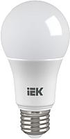 Лампа IEK ECO A60 13Вт 230В 3000К E27 (LLE-A60-13-230-30-E27) -