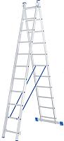Лестница секционная СибрТех 97911 -