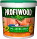 Антисептик для древесины Profiwood Для бань и саун (2.5кг) -