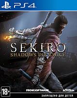 Игра для игровой консоли Sony PlayStation 4 Sekiro: Shadows Die Twice -