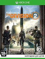 Игра для игровой консоли Microsoft Xbox One Tom Clancy's The Division 2 -