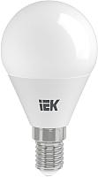 Лампа IEK ECO G45 5Вт 230В 3000К E14 (LLE-G45-5-230-30-E14) -