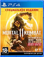 Игра для игровой консоли Sony PlayStation 4 Mortal Kombat 11. Специальное издание -
