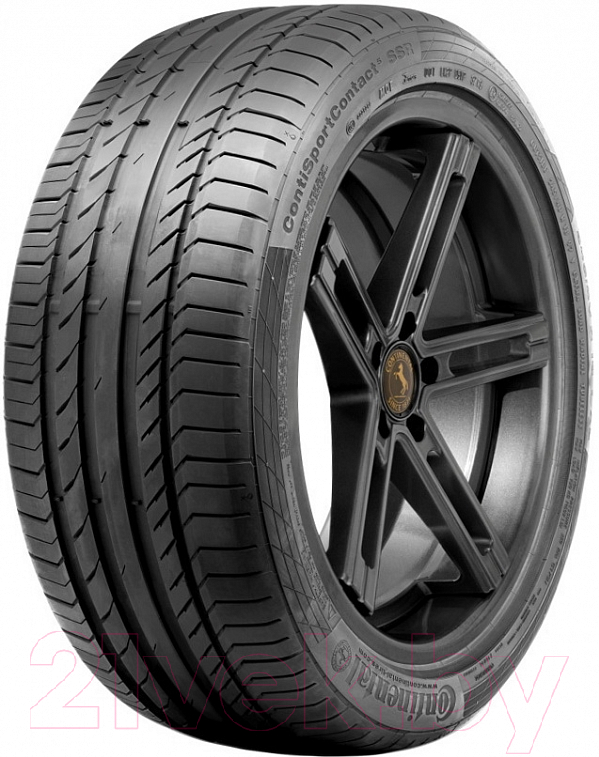 Купить Летняя шина Continental, ContiSportContact 5 225/45R18 95Y Run-Flat (*) BMW, Германия