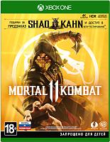 Игра для игровой консоли Microsoft Xbox One Mortal Kombat 11 -