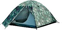 Палатка Trek Planet Alaska 2 / 70161 (камуфляж) -