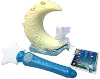 Интерактивная игрушка Fotorama Поймай звезду / 1058W (проекционная) -