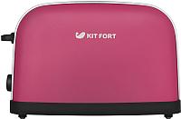 Тостер Kitfort KT-2014-5 (розовый) -