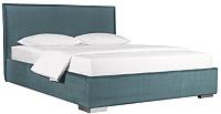 Двуспальная кровать ДеньНочь Аннета К03 KR00-17e 160x200 (KN26/KN26) -