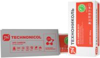 Плита теплоизоляционная Технониколь XPS Carbon Eco 1180x580x40-L (упаковка) -