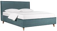 Односпальная кровать ДеньНочь Аннета К03 KR00-17Le 90x200 (KN26/KN26) -