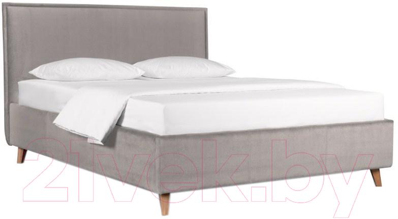 Купить Односпальная кровать ДеньНочь, Аннета К03 KR00-17Le 90x200 (PR02/PR02), Беларусь