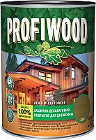 Защитно-декоративный состав Profiwood Для древесины (750мл, орегон) -