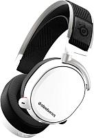 Наушники-гарнитура SteelSeries Arctis Pro Wireless / 61474 (белый) -