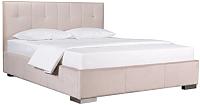 Двуспальная кровать ДеньНочь Грация К04 KR00-27 160x200 (PR02/PR02) -