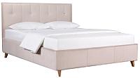 Двуспальная кровать ДеньНочь Грация К04 KR00-27L 160x200 (PR02/PR02) -