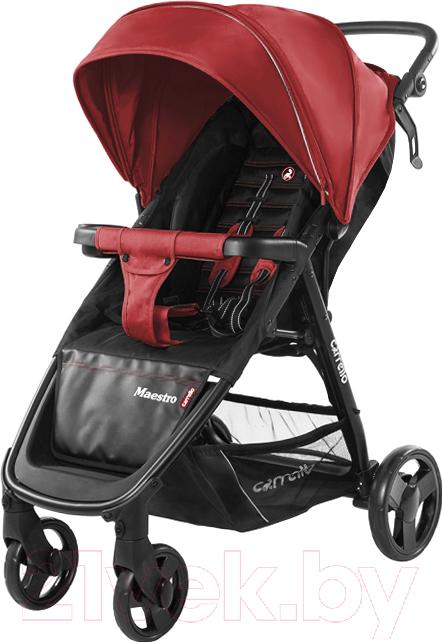Купить Детская прогулочная коляска Carrello, Maestro 2019 / CRL-1414 (Tango Red), Китай
