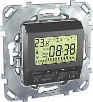 Терморегулятор для теплого пола Schneider Electric Unica MGU5.505.12ZD -