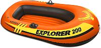 Надувная лодка Intex Explorer 200 58330NP -