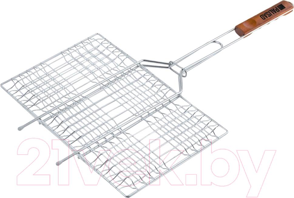 Решетка для гриля Palisad, Camping 69557, Китай, сталь  - купить со скидкой