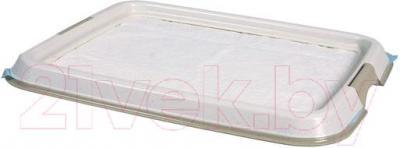 Каркас для пеленки Trixie Puppy Loo Toilet 23415 (бежевый-кремовый) - общий вид