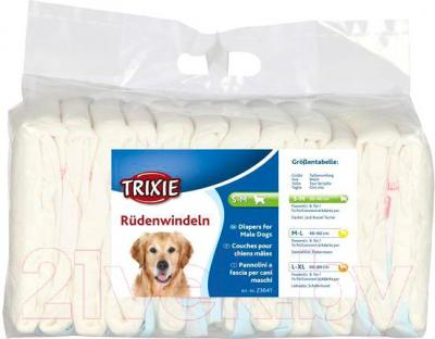 Подгузники для животных Trixie S-M 23632 (12шт) - общий вид