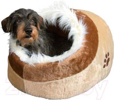 Домик для животных Trixie Minou 36281 (бежево-коричневый) - общий вид