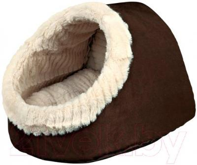 Домик для животных Trixie Timur 36320 (коричнево-бежевый) - общий вид