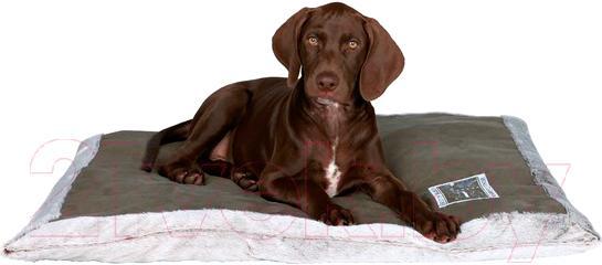 Купить Лежанка для животных Trixie, Best of Аll 38372 (свето-серый/темно-серый), Германия