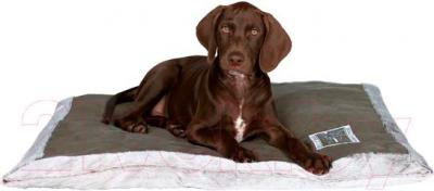 Матрас для животных Trixie Best of Аll 38372 (свето-серый/темно-серый) - общий вид