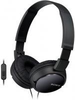 Наушники-гарнитура Sony MDR-ZX110APB -