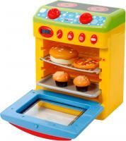 Кухонная плита игрушечная PlayGo Детская кухонная плита с аксессуарами (3208) -