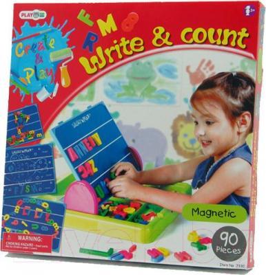Развивающая игрушка PlayGo Доска функциональная с аксессуарами 7330 - упаковка