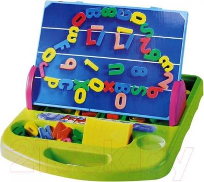 Развивающая игрушка PlayGo Доска функциональная с аксессуарами 7330 - общий вид