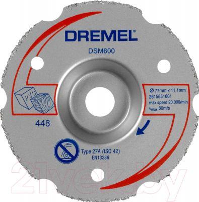 Отрезной круг Dremel 2.615.S60.0JA - общий вид