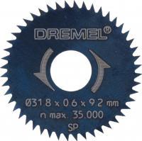 Набор пильных дисков Dremel 2.615.054.6JB -