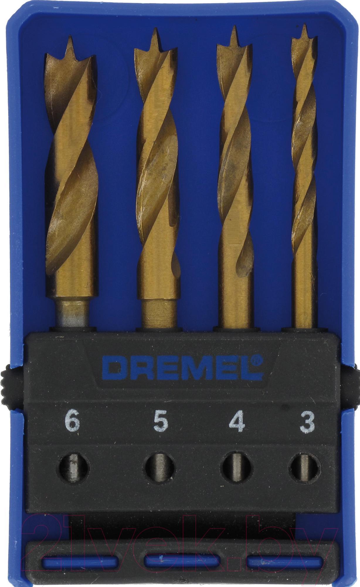 Купить Набор сверл Dremel, 2.615.063.6JA, Китай