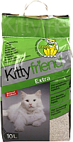 Наполнитель для туалета Sanicat Kitty Friend Extra (10л) -