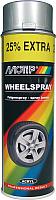 Краска автомобильная MoTip Для дисков / 04007 (0.5л, серебристый) -