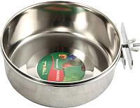 Миска для животных Lolo Pets LO-97504 с крепежом -