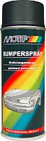 Краска автомобильная MoTip Для бампера / 04073 (400мл, черный) -