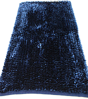 Коврик для ванной Orlix Shiny Chenille 503363 (синий) -