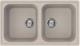 Мойка кухонная Smeg LZ862AV2 -