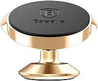 Держатель для портативных устройств Baseus Small Ears SUER-B0V (золото) -