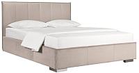 Двуспальная кровать ДеньНочь Оттавия К04 KR00-26 160x200 (PR02/PR02) -
