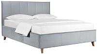 Полуторная кровать ДеньНочь Оттавия К03 KR00-26Le 120x200 (PR05/PR05) -