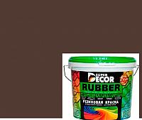Краска Super Decor Резиновая №06 Арабика (3кг) -