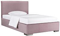 Односпальная кровать ДеньНочь Солерно К03 KR00-24e 90x200 (KN27/KN27) -