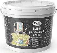 Клей Goldbastik NaPol Напольный профи (15кг) -
