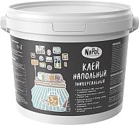 Клей Goldbastik NaPol Напольный универсальный (3кг) -